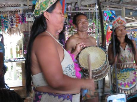 Peru, Indianie