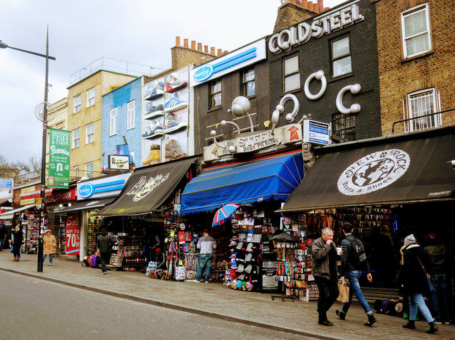 Londyn, Camden Town