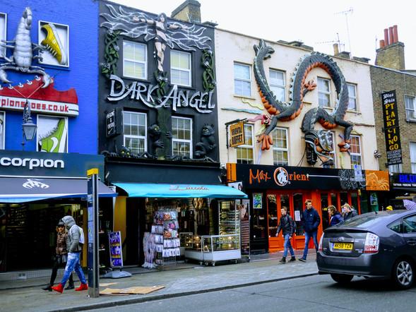 Londyn, Camden Twon
