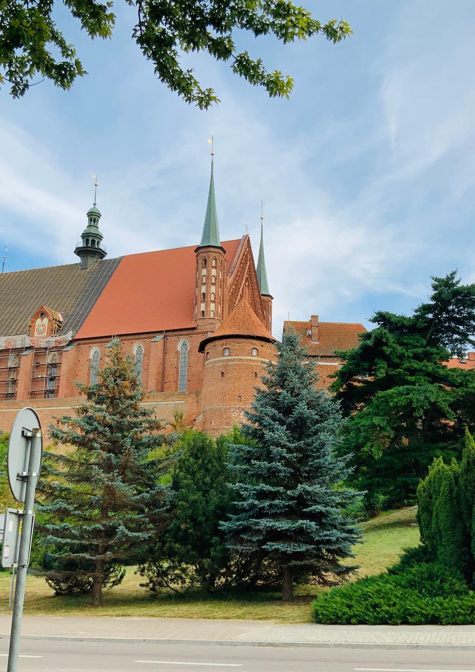 Warmia, Frombork