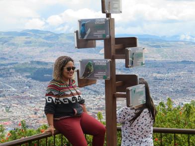 Bogota, Monserrate
