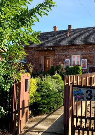 Dom w Zalipiu