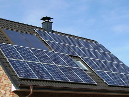 Fünf Jahre Gewährleistung bei auf Dach montierten Photovoltaikanlagen