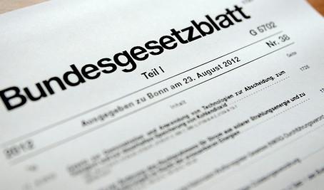 Kabinett beschließt Berufszulassungsregelungen für Immobilienmakler und Wohnungseigentumsverwalter