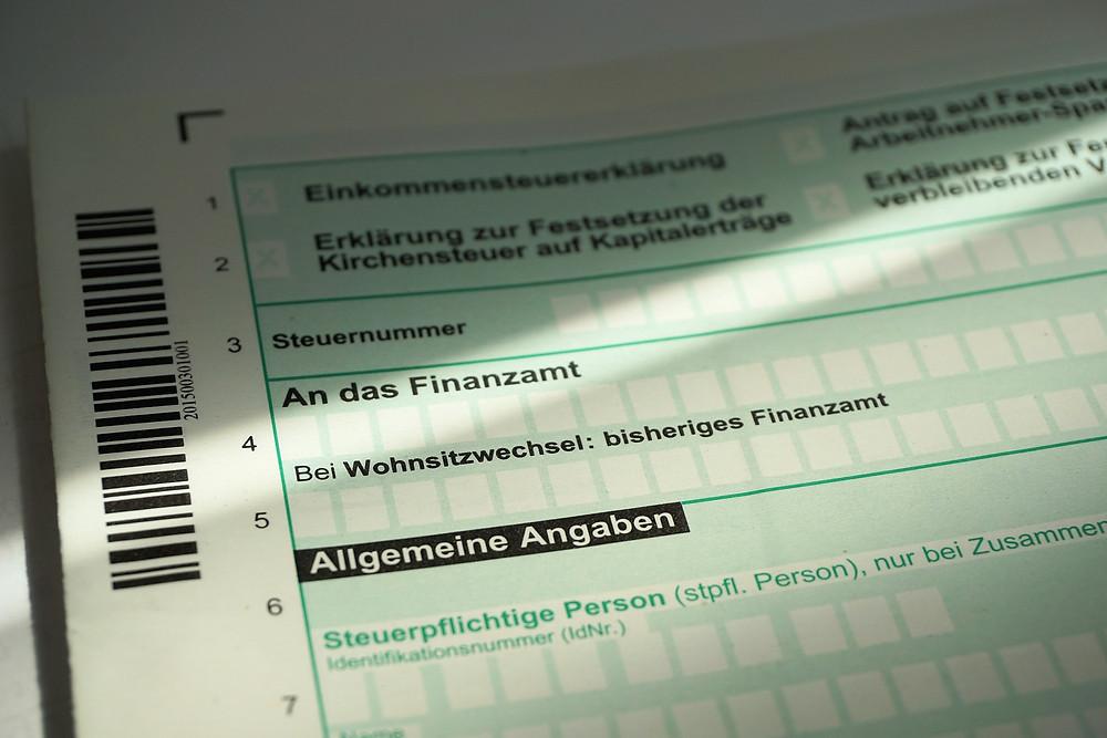 Makler Nebenpflicht steuerrechtliche Fragen