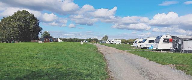 Caravans, Motorhomes, campsite, Stoke on trent, Derby