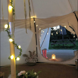 Belle Tent Glamping