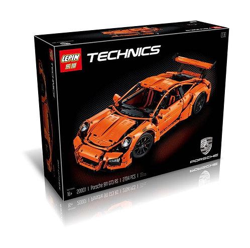 Коробка аналог Lego Technic Porsche 911 GT3 RS | 42056 | LEGOREPLICA