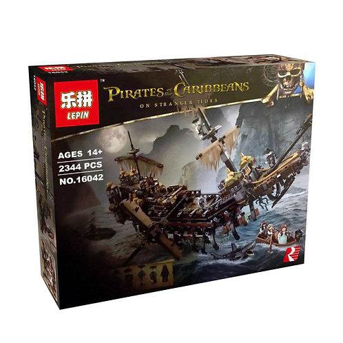 Коробка аналог Lego Pirates of the Caribbean Безмолвная Мэри | 71042 | LEGOREPLICA
