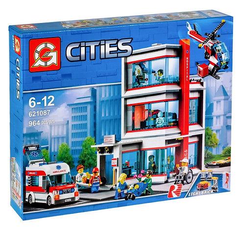 Конструктор G Городская больница | 60204