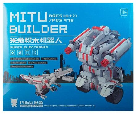 Коробка программируемого конструктора Xiaomi MiTU Robot | 978 деталей | LEGOREPLICA
