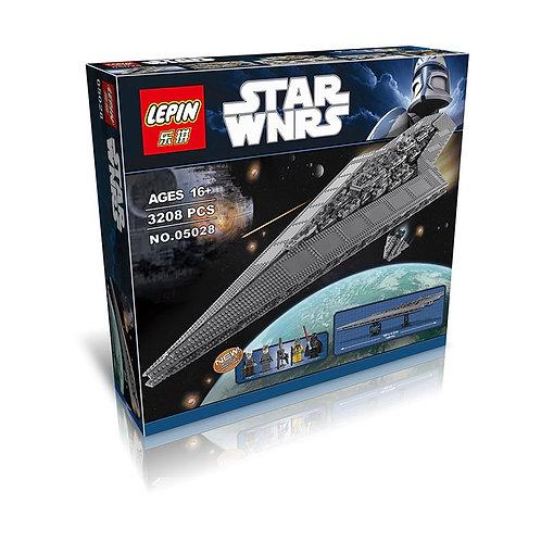 Коробка аналог Lego Star Wars Звёздный Супер Разрушитель | 10221 | LEGOREPLICA