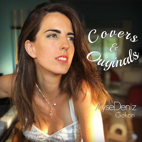 """""""Covers & Originals"""" CD"""