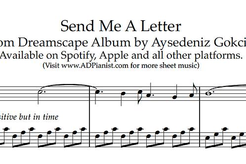 """""""Send Me A Letter"""""""