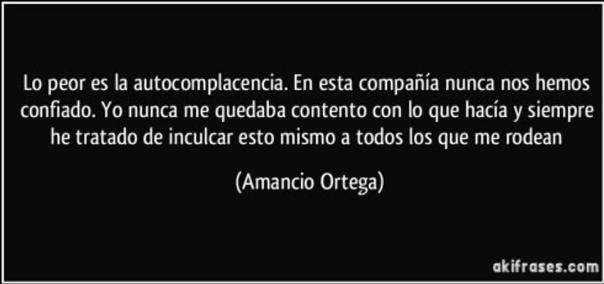 Amancio Ortega - 1