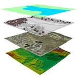 GIS illustration