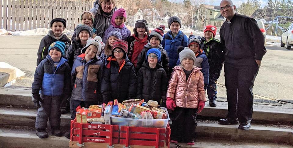 Annual Ecumenical Food Drive Donation
