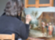 atelier dina mucci oeuvres peintes