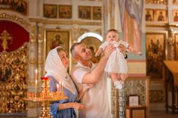 Крещение Домодедово