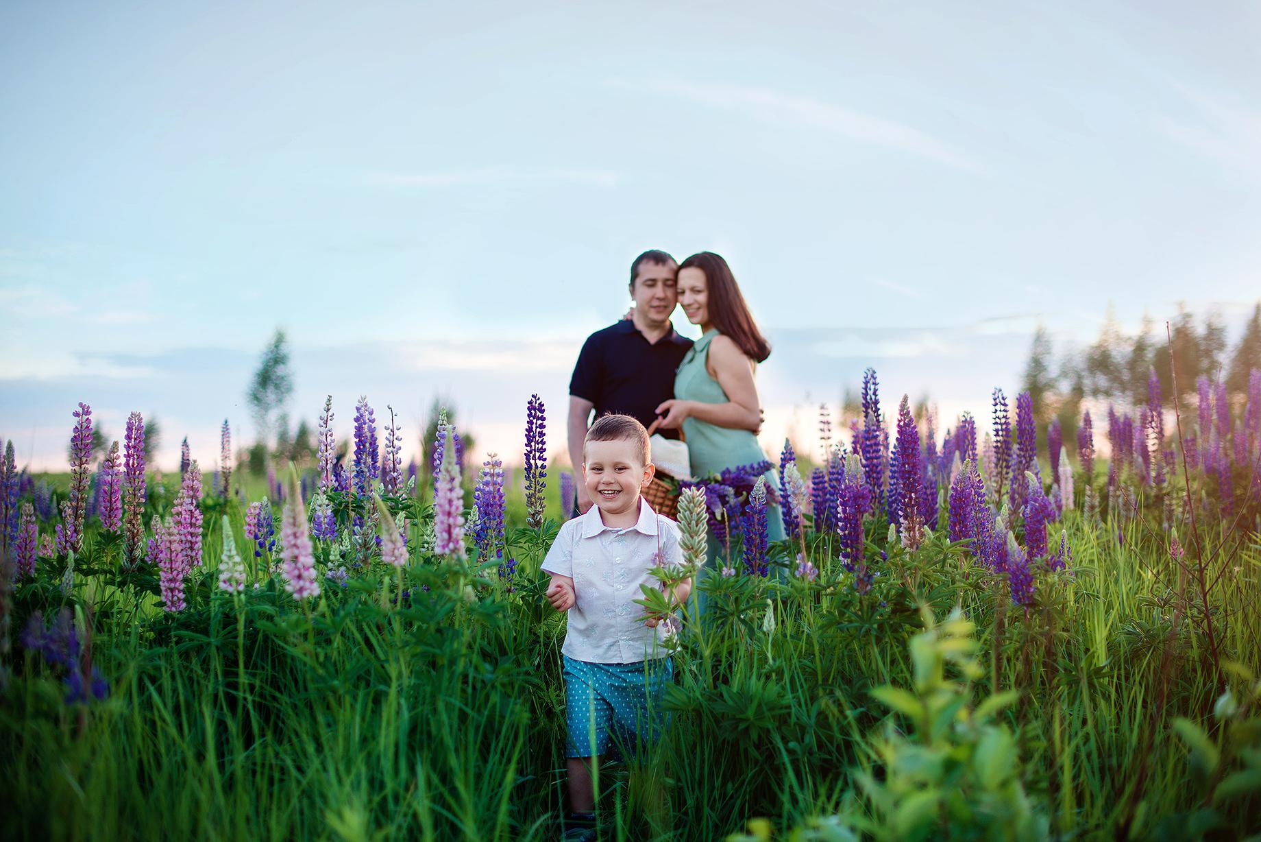 Семейный фотограф Домодедово