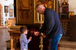Фото в церкви Домодедово