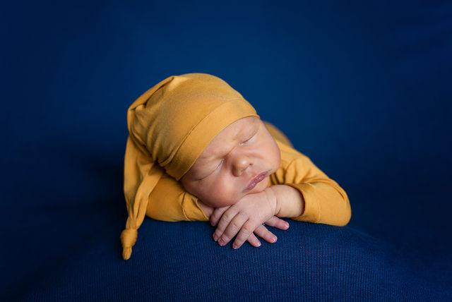 Фотосессия новорожденного в Домодедово