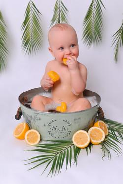 Купания малыша
