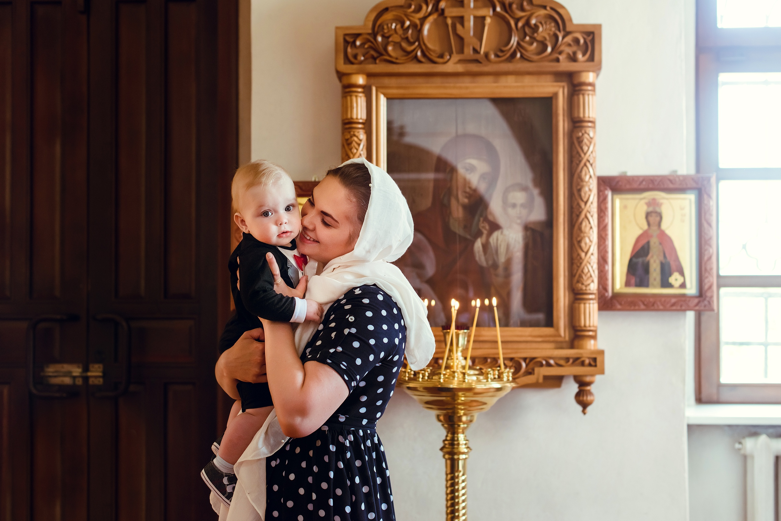 Таинство Крещения Домодедово