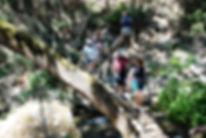 Wandern auf dem Lykische Weg in der Türkei, Trekking Hiking,