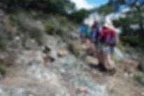 Individual wandern, Chimera, Wandern in der Türkei,