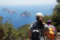 Wandern in der Türkei, Chelidonya Inseln.