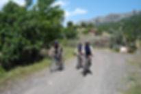 Mit dem Fahrrad auf dem Lykischen Weg