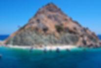 Sulu Ada an der Lykischen Küste