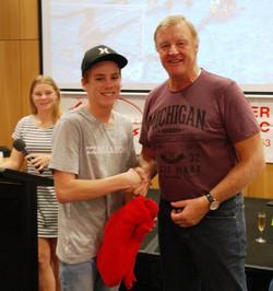 14U Coach's Award Jacob Gohl