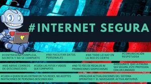 MMMacademy, Seguridad en la red