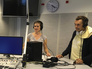 Radio interview @YLE: Future Songwriting (in Finnish/Sámi)