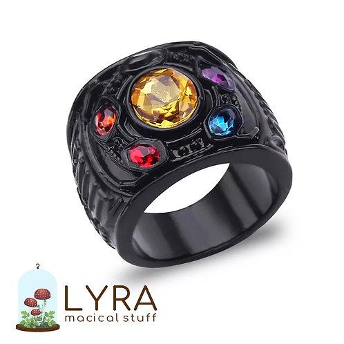 טבעת אבני היקום שחורה