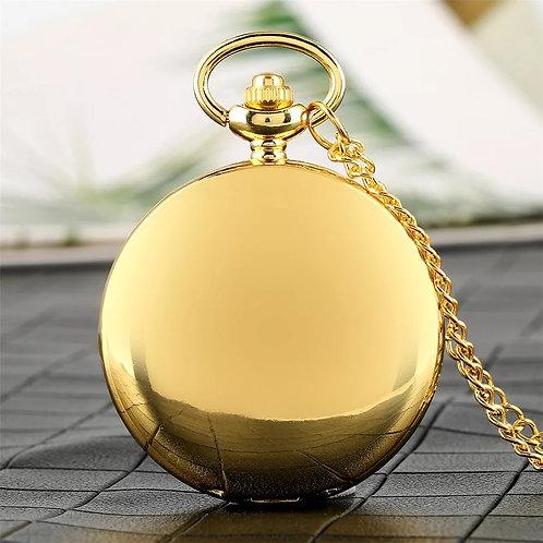 הקלאסי - שעון כיס מעוצב