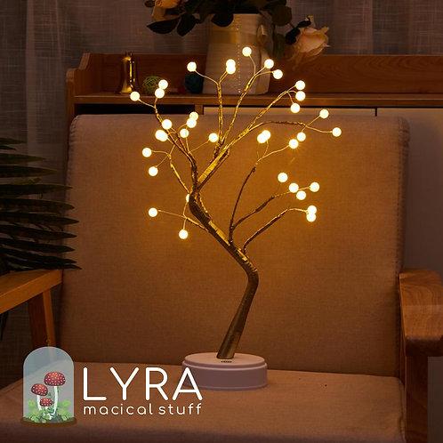 מנורת עץ החלומות