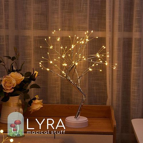 מנורת עץ הרעיונות