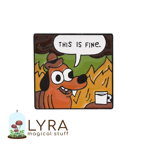 This is fine #2