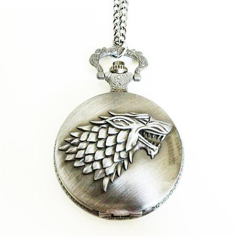 זאב הצפון - שעון כיס קסום