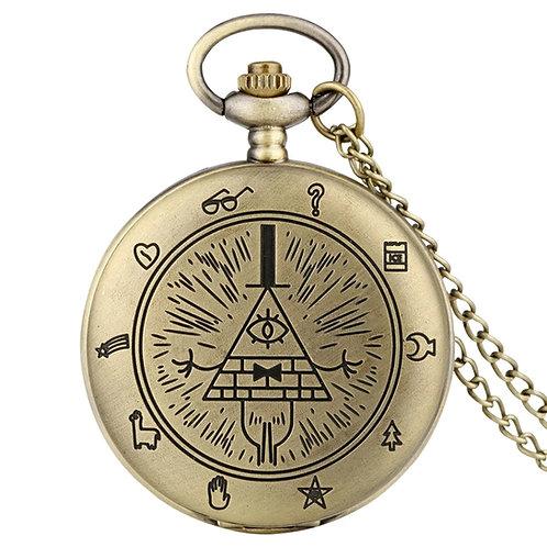 ביל - שעון כיס מעוצב