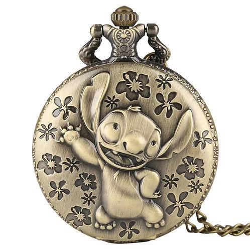סטיצ' - שעון כיס מעוצב