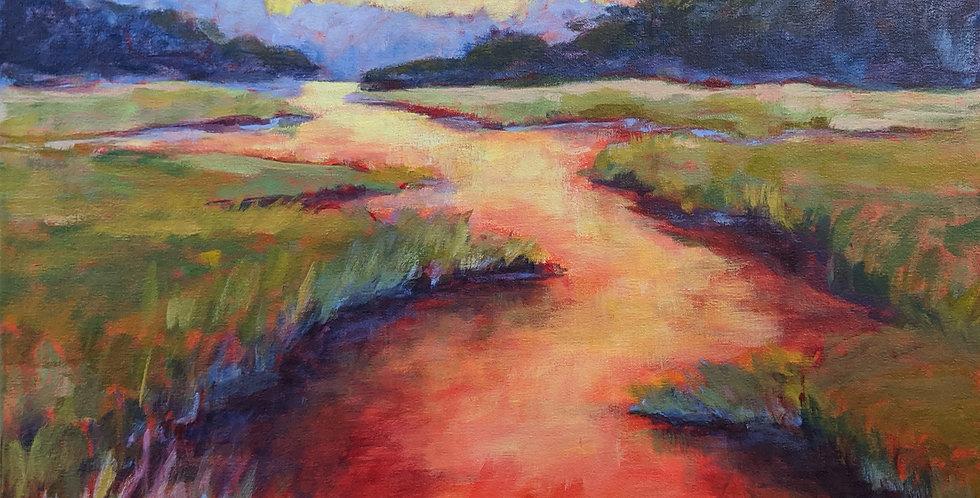 Morning on the Marsh