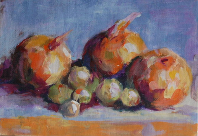 """Day 23 of the 30 Day Challenge - """"Onions and Grapes"""""""