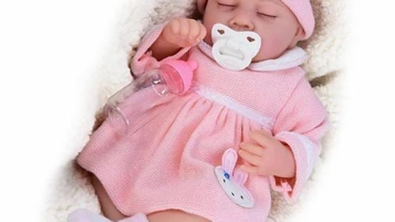Sleeping ayla