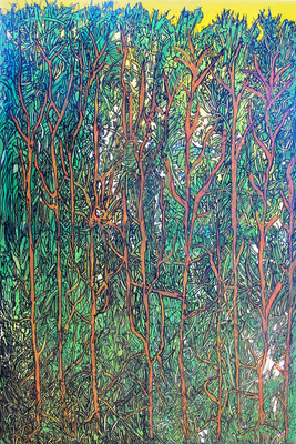 The Forest 80x120