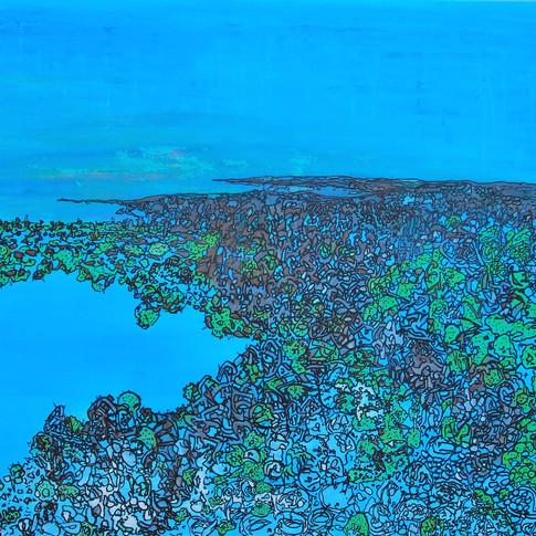 Seashore 120x100