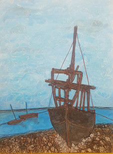 """Wooden ships on the water very free""(Jefferson airplane)"